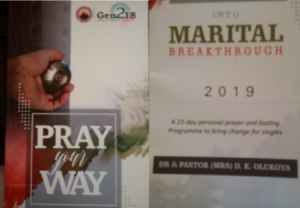 DAY 1 I Pray Your Way to Marital Breakthrough 2019 – MFM